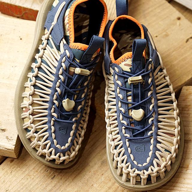キーン KEEN レディース ユニーク エイチティー WOMEN UNEEK HT ブーティー シューズ スニーカー 靴 Desert Dawn/Sand Wave (1019954 FW18)【ts】