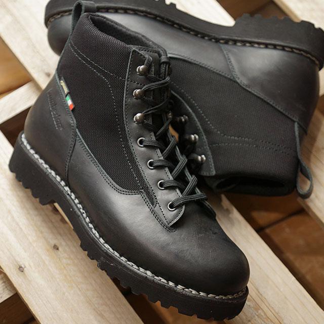 ザンバラン Zamberlan メンズ コロラドNW GTX コロラドNW GTX イタリア製 マウンテンブーツ トレッキング ハイキング 登山靴 BLACK ブラック系 (1120003190 )【コンビニ受取対応商品】