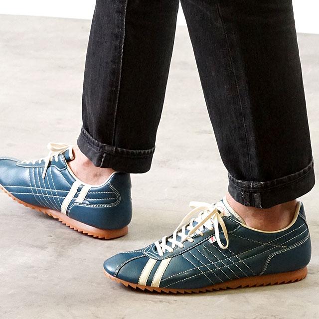 【月間優良ショップ】【ノベルティプレゼント】【返品送料無料】パトリック PATRICK スニーカー SULLY シュリー メンズ・レディース 日本製 靴 INDIGO インディゴ (26502)
