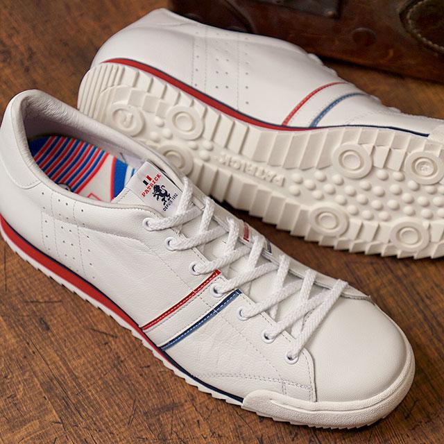 【月間優良ショップ】【ノベルティプレゼント】【返品送料無料】PATRICK パトリック スニーカー GSTAD グスタード メンズ・レディース 日本製 靴 WHT ホワイト (11590)