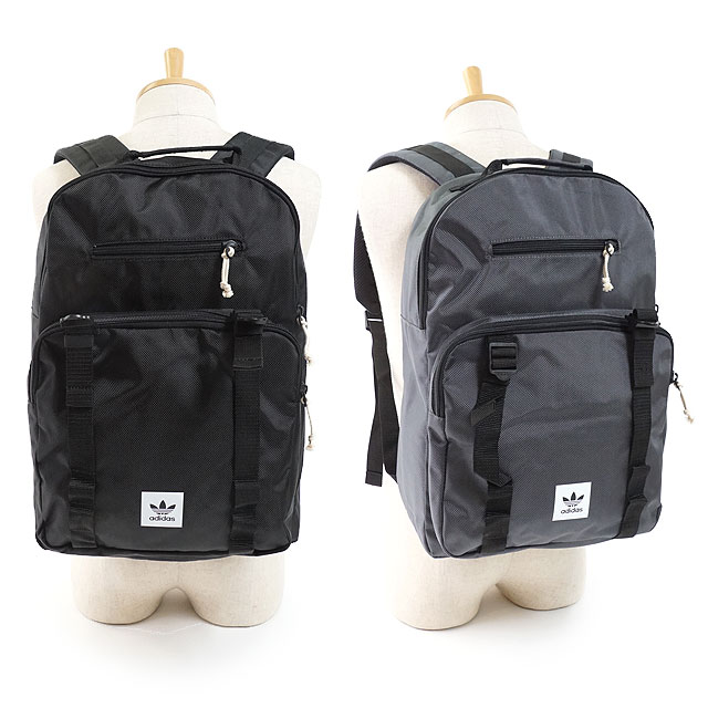 Adidas originals adidas Originals rucksack ATRIC BACKPACK Urban outdoor  backpack day pack men gap Dis bag attending school (FVR19 DW6796 DW6797  SS19)