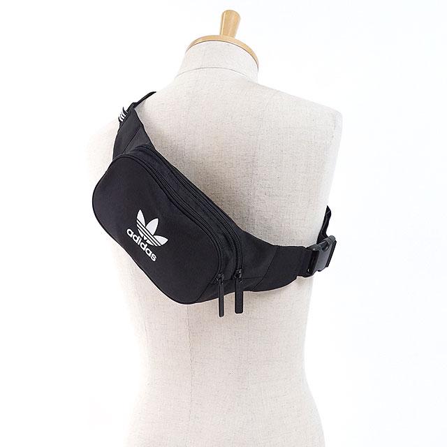 2b2631ce27ba Adidas originals adidas Originals body bag ESSENTIAL CROSS BODY  トレフォイルロゴウェストバッグメンズレディース bag (FUA28 DV2400 DV2401 DV2402 SS19)