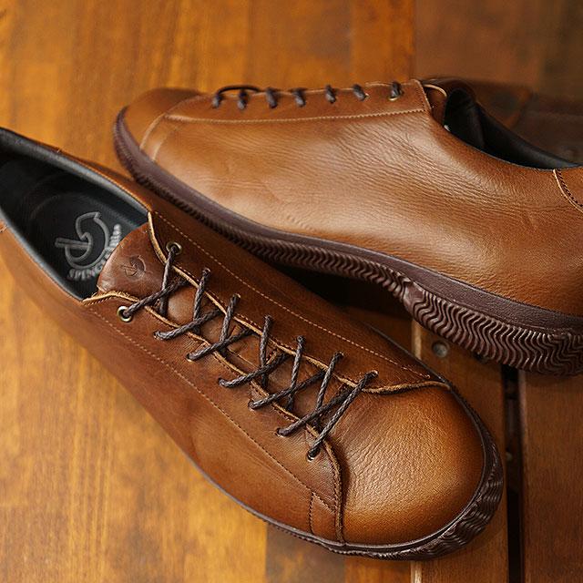 【あす楽対応】【返品送料無料】スピングルビズ SPINGLE Biz Biz-134 レザー SPINGLE MOVE スピングルムーブ メンズ 靴 シューズ ビジネス スニーカー BROWN (Biz134-16 FW18WINTER)【コンビニ受取対応商品】