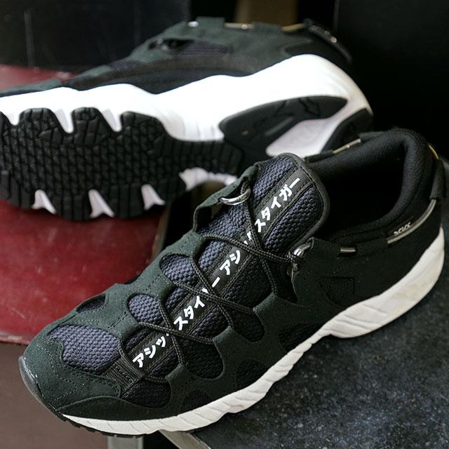 【即納】アシックスタイガー ASICS TIGER ゲルマイ GEL-MAI メンズ レディース スニーカー 靴 BLACK/BLACK (1193A098-001 SS19)