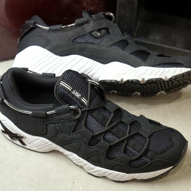 【即納】アシックスタイガー ASICS TIGER ゲルマイ GEL-MAI メンズ レディース スニーカー 靴 BLACK/BLACK (TQ703N-9090 SS19)