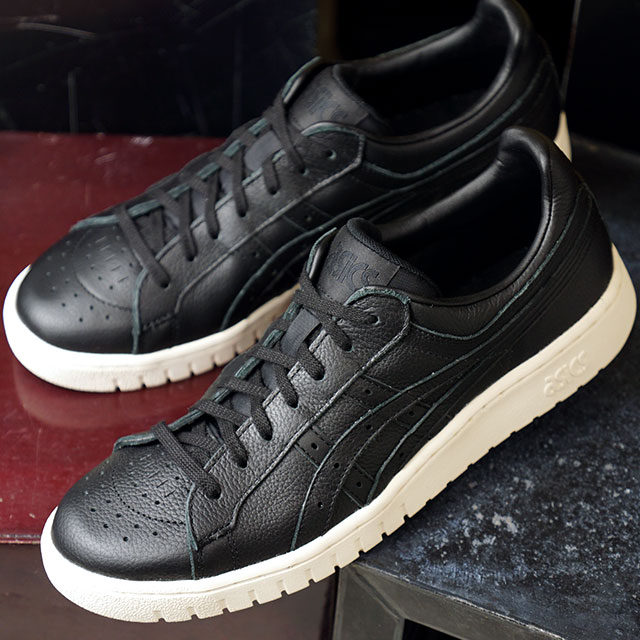save off 6d3bd 1a765 ASICS tiger Asics TIGER gel point man GEL-PTG men gap Dis sneakers shoes  BLACK/BLACK (HL7X0-9090 SS19)