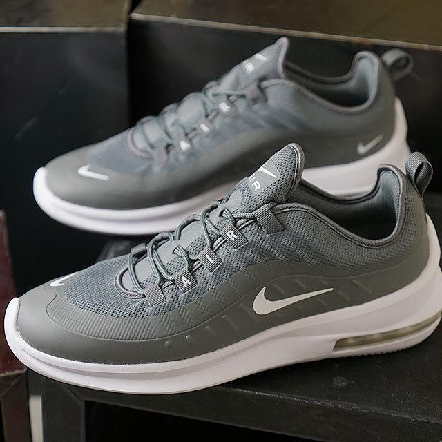 58581b160921 Nike NIKE Air Max axis AIR MAX AXIS men sneakers shoes cool gray   white ( AA2146-002 SS19)