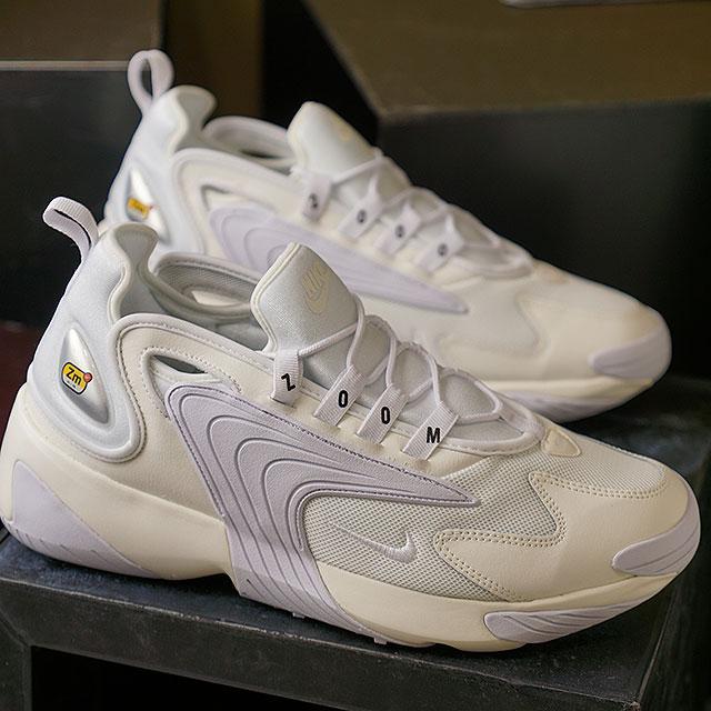 wyprzedaż w sprzedaży niesamowita cena nowe wydanie Nike NIKE 2000, Laon RUN 2000 men's sneakers shoes sail / white / black  (AO0269-100 SS19)