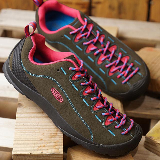 キーン KEEN メンズ ジャスパー MEN JASPER アウトドア スニーカー 靴 Tarmac/Bright Rose (1020304 SS19)【e】【ts】