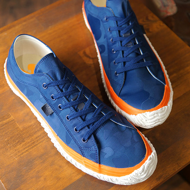 【即納】【返品送料無料】スピングルムーブ SPINGLE MOVE 日本製 ジャガード テキスタイル SPM-290 メンズ スピングルムーヴ スニーカー 靴 Smoky Blue (SPM290-171 SS19)