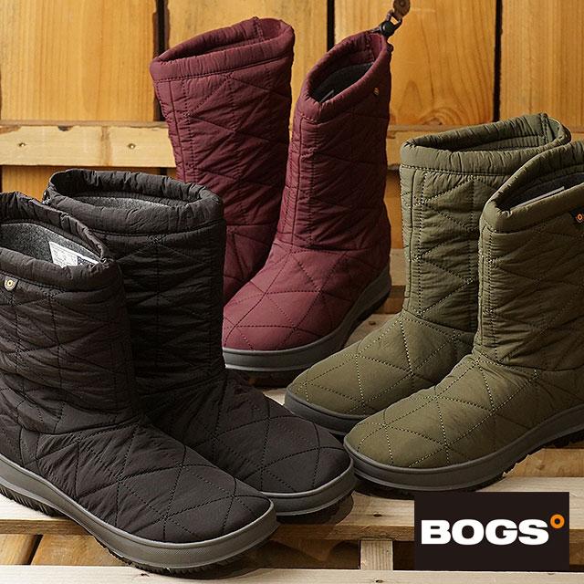 【即納】ボグス BOGS スノーデイ SNOWDAY レディース ウィンターブーツ スノーブーツ 防寒靴 (1310159 FW18)【コンビニ受取対応商品】
