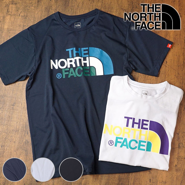 c44f9fa9b The North Face THE NORTHFACE men short sleeve colorful logo tea S/S  Colorful Logo Tee logo T-shirt short sleeves outdoor (NT31931 SS19)