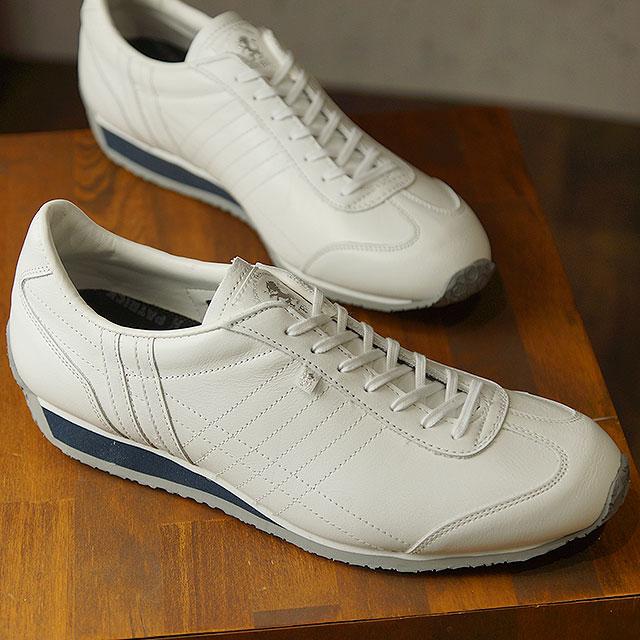 【即納】【返品送料無料】パトリック PATRICK パミール PAMIR メンズ レディース 日本製 スニーカー 靴 ホワイト系 SALT (27190 SS19)
