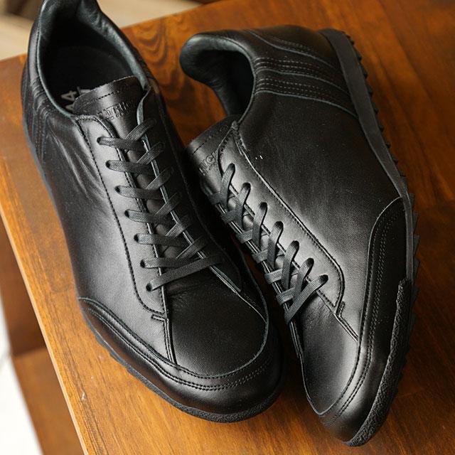 【即納】【返品送料無料】パトリック PATRICK カターニャ・ウォータープルーフ CATANIA-WP メンズ レディース 日本製 スニーカー 靴 ブラック系 BLK (531171 SS19)