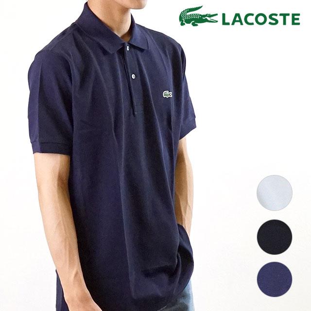 【月間優良ショップ】ラコステ LACOSTE メンズ ポロシャツ L.12.12 メンズ 日本製 半袖 無地 ポロ (L1212AL SS19)【e】【ts】