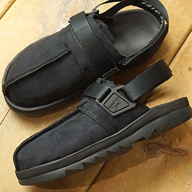 39722023769c Reebok classical music Reebok CLASSIC beat Nic sherpa BEATNIC SHERPA men  sneakers sandal BLACK black system (DV7338 SS19)