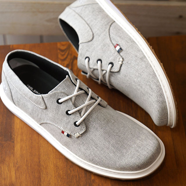【即納】コンカラー シューズconqueror shoes メンズ アーク ARK サーフ カジュアル スニーカー 靴 WHT GRAY ホワイト系 (183 SS19)