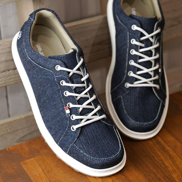 コンカラー シューズconqueror shoes メンズ マリオン MARION サーフ カジュアル スニーカー 靴 DK.DENIM ネイビー系 (19SS-MR 02 SS19)【ts】