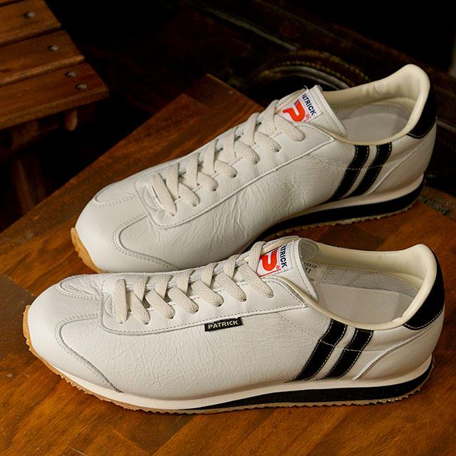 【返品送料無料】【ノベルティプレゼント】パトリック PATRICK スニーカー NEVADA ネバダ メンズ・レディース 日本製 靴 WHITE ホワイト (17510)