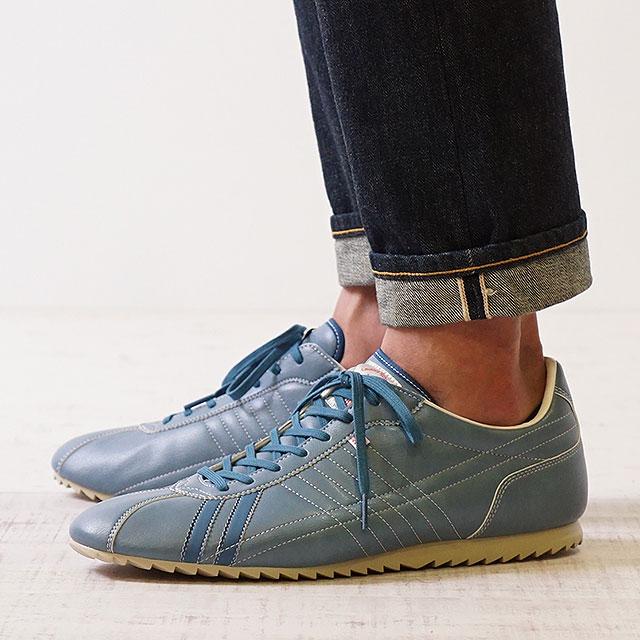 【あす楽対応】【返品送料無料】パトリック PATRICK シュリー SULLY メンズ レディース スニーカー 日本製 靴 SKY ブルー系 (26666)