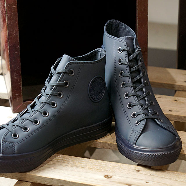 Converse CONVERSE all stars light WR SL higher frequency elimination ALL STAR LIGHT WR SL HI men gap Dis water repellent processing (NAVY navy system)
