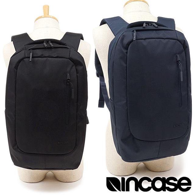 【2/14まで!ポイント10倍】インケース Incase メンズ ナイロン ライト バックパック Nylon Lite Backpack ビジネスバッグ 通勤 通学 リュックサック デイパック カバン (37193021/37193022 FW19)