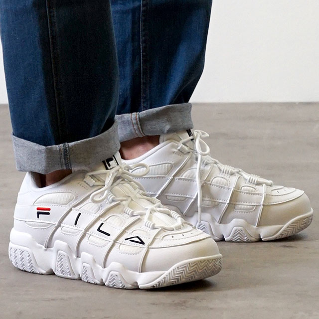 Fila FILA men Fila barricade XT 97 FILA BARRICADE XT97 sneakers shoes white F navy F red white system (F0414 0125 FW19)