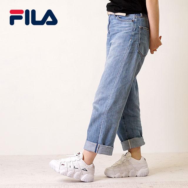 Fila FILA Lady's Fila barricade XT 97 women FILA BARRICADE XT97 W sneakers shoes white F navy F red white system (F0415 0125 FW19)