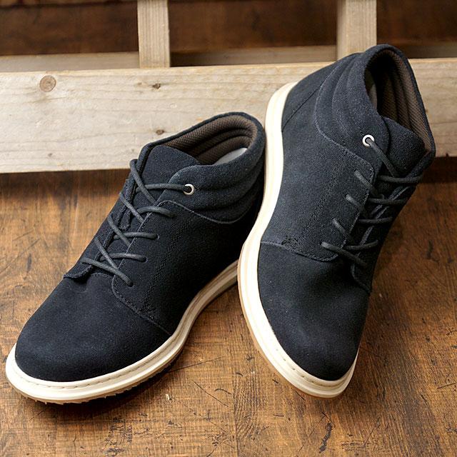 コンカラー シューズ conqueror shoes メンズ クラフト CRAFT メンズ・レディース カジュアル スニーカー 靴 NAVY SUEDE ネイビー系 (19FW-CR02 FW19)【ts】