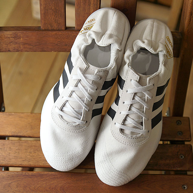Adidas originals adidas Originals Lady's taekwondo team women TAEKWONDO TEAM W sneakers shoes crystal white S16 core black white system (EE6822 FW19)