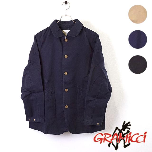 【月間優良ショップ】グラミチ GRAMICCI メンズ ワークジャケット WORK JACKET (9501-56J FW19)【ts】【e】