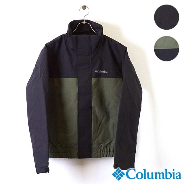 コロンビア Columbia メンズ ライアンストリームジャケット RYAN STERAM JACKET ブルゾン ナイロンジャケット ウィンドブレーカー (PM5725 FW19)【ts】【e】