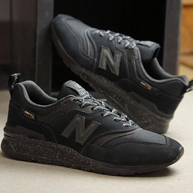 ニューバランス newbalance メンズ CM997H スニーカー 靴 BLACK ブラック系 (CM997HCY HO19)【ts】