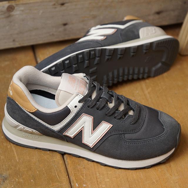 ニューバランス newbalance レディース WL574 スニーカー 靴 MAGNET グレー系 (WL574SYP HO19)