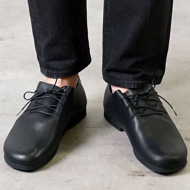 【月間優良ショップ】児島シューメーカーズ KOJIMA SHOE MAKERS オイルレザーシューズ キートン KEATON メンズ レディース コジマ 日本製 短靴 ホールカットデザイン オックスフォード ビジネス カジュアル BLACK ブラック系 (KSM-01 FW19)