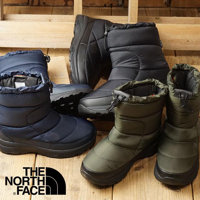 ザ・ノースフェイス THE NORTH FACE ウィンターブーツ TNF ヌプシ ブーティー ウォータープルーフ 6 Nuptse Bootie WP VI メンズ・レディース スノーブーツ 防水 防寒靴 (NF51873 FW19)