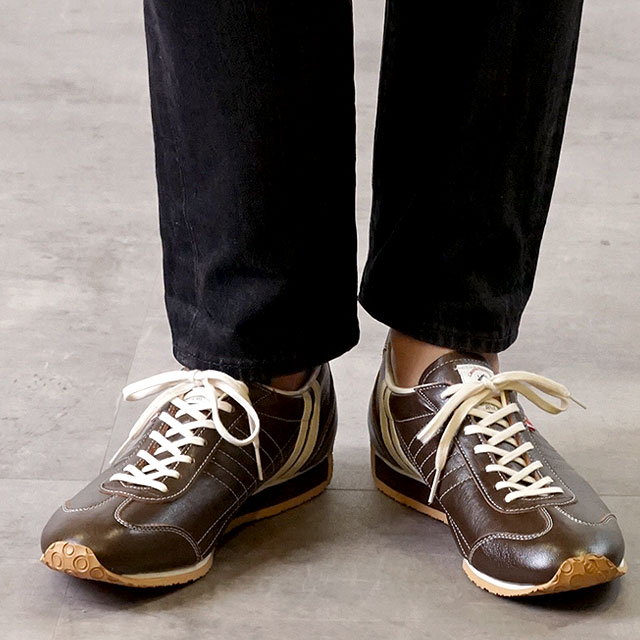 【月間優良ショップ】【ノベルティプレゼント】【返品送料無料】パトリック スニーカー 靴 パミール CHOCO 日本製 PATRICK PAMIR メンズ・レディース 27073