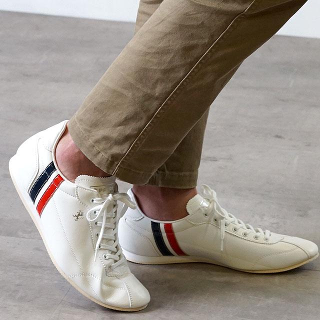 【返品送料無料】【ノベルティプレゼント】PATRICK パトリック スニーカー DATIA ダチア メンズ・レディース 日本製 靴 WHT ホワイト (29570)