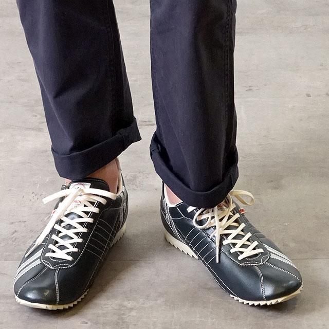 【月間優良ショップ】【あす楽対応】【返品送料無料】PATRICK パトリック スニーカー メンズ レディース 靴 SULLY シュリー D.NVY 26522 日本製 Made in Japan スニーカ sneaker