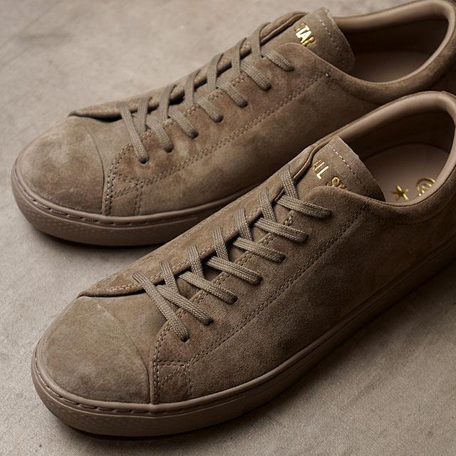 コンバース CONVERSE スニーカー オールスター クップ スエード WV OX ALL STAR COUPE SUEDE WV OX (31302810 FW20) メンズ・レディース ローカットシューズ 靴 TAUPE ブラウン系