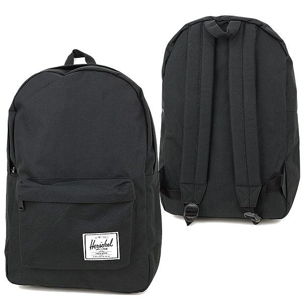 Herschel Supply Bag Classic Backpack Rucksack Daypack Black 10001 00001 Os Fw12
