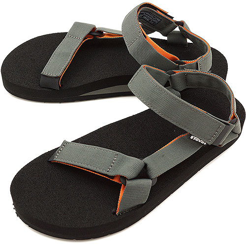 39c0dcb170f6 Teva Teva sandals Mush Universal M s mash universal men Gunmetal (1004754  SS13) shoetime