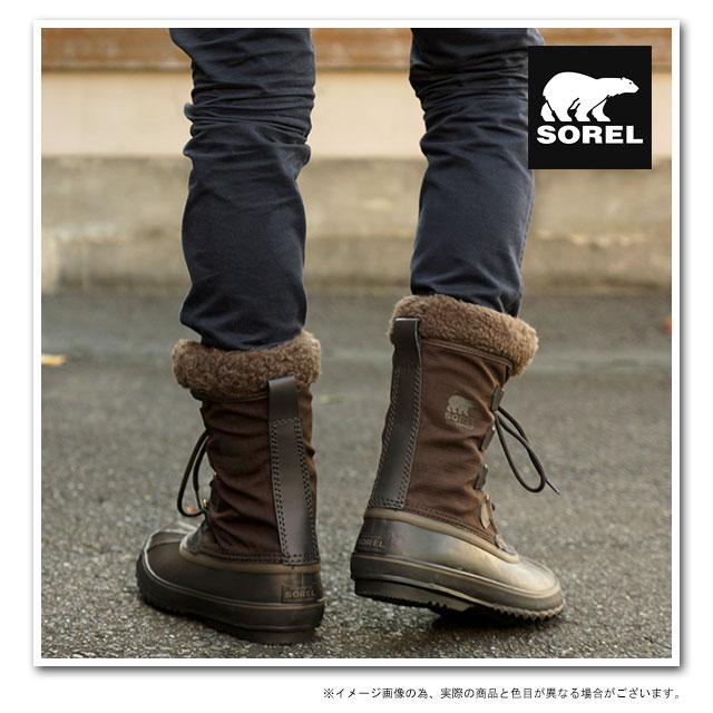d420eae541 1964 SOREL Sorrel snow boot men PAC NYLON 1964 pack nylon CORDOVAN  (NM1440-231) shoetime