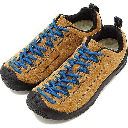 【月間優良ショップ】【サイズ交換無料】キーン ジャスパー ウィメンズ トレッキングシューズ KEEN Jasper WMNS Cathay Spice/Orion Blue靴 (1004337)【コンビニ受取対応商品】