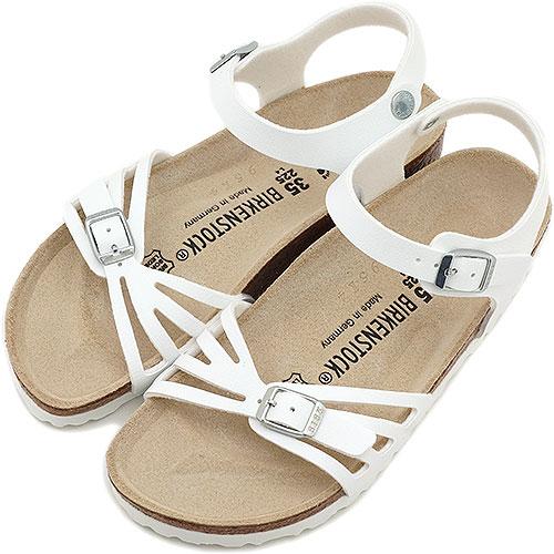 BIRKENSTOCK ビルケンシュトック レディース BALI サンダル 靴 バリ ホワイト 085053(GC085053)