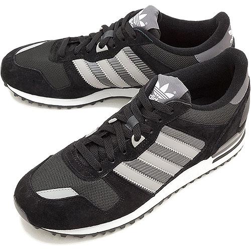 innovative design 1abd0 9a03a adidas Originals Adidas originals ZX 700 Z X 700 core black /MGH solid gray  / グラナイト M19389 SS15 shoetime