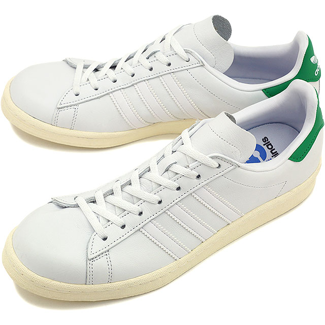 lowest price 2243f dcd7b adidas adidas originals sneakers CP 80 s NIGO campus eighties Niger running  white  green  cream white ( B33821 SS15 )