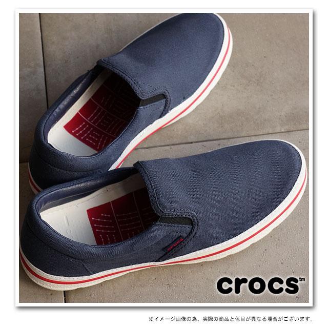 cc9081e5a01f CROCS Crocs mens Womens crocs norlin slip-on m norrinslipon men NAVY WHITE  (201084-462 SS15)