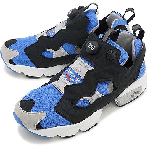 53a635fe6dde Reebok Reebok sneakers INSTAPUMP FURY OG (U) インスタポンプフューリー OG SAX (M48756  SS15) shoetime