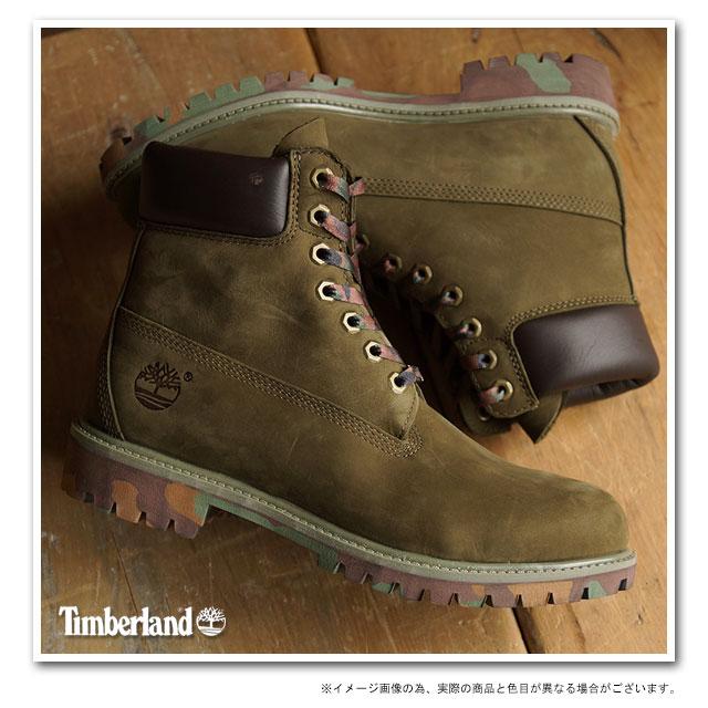 Timberland Hombres Premium 6 Pulgadas OeJwl